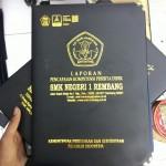 Raport Siswa Foil Hotprint