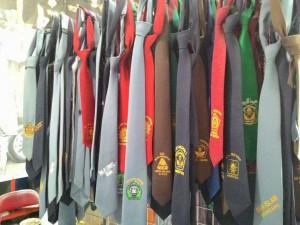 Dasi Sekolah Bordir